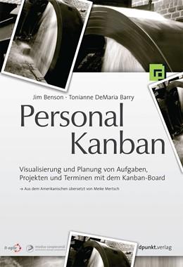 Abbildung von Benson / DeMaria Barry | Personal Kanban | 2013 | Visualisierung und Planung von...