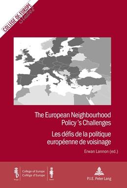 Abbildung von Lannon | The European Neighbourhood Policy's Challenges. Les défis de la politique européenne de voisinage | 2011 | 14