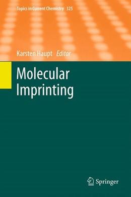 Abbildung von Haupt | Molecular Imprinting | 2012 | 325