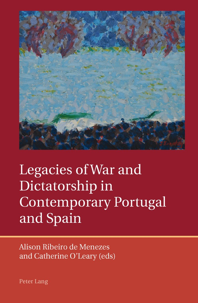 Legacies of War and Dictatorship in Contemporary Portugal and Spain | O'Leary / Ribeiro de Menezes, 2011 | Buch (Cover)