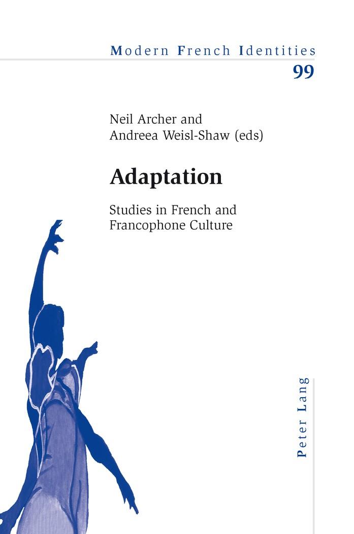 Abbildung von Weisl-Shaw / Archer   Adaptation   2011