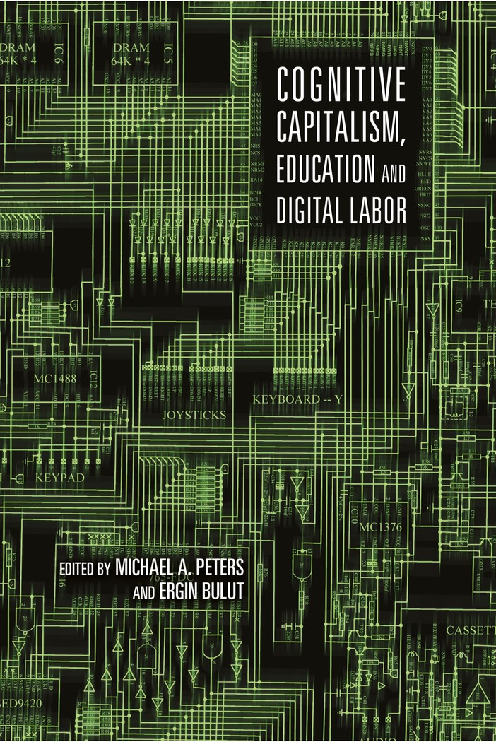 Abbildung von Bulut / Peters | Cognitive Capitalism, Education and Digital Labor | 2011