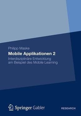 Abbildung von Maske | Mobile Applikationen 2 | 2012 | Interdisziplinäre Entwicklung ...