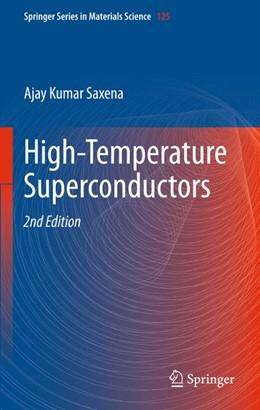 Abbildung von Saxena | High-Temperature Superconductors | 2012 | 125