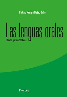 Abbildung von Herrero   Las lenguas orales   2011   Claves glosodidácticas