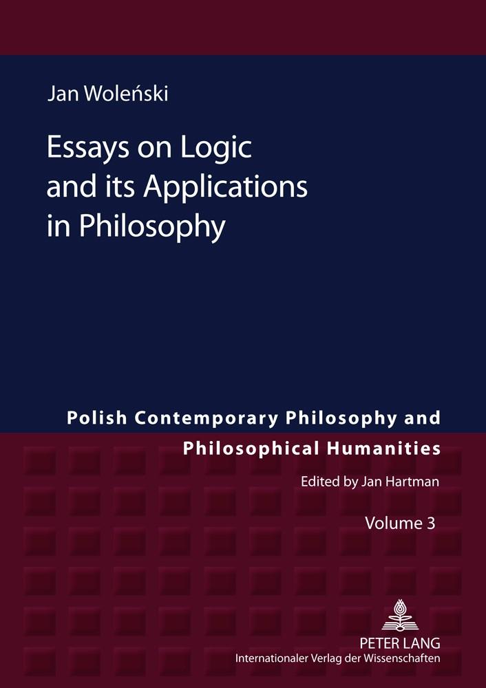 Abbildung von Wolenski | Essays on Logic and its Applications in Philosophy | 2011