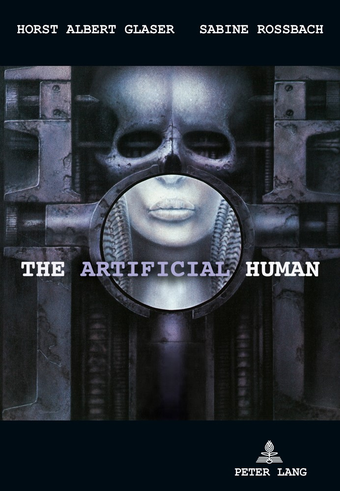The Artificial Human | Rossbach / Glaser, 2011 | Buch (Cover)