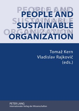 Abbildung von Rajkovic / Kern | People and Sustainable Organization | 2011