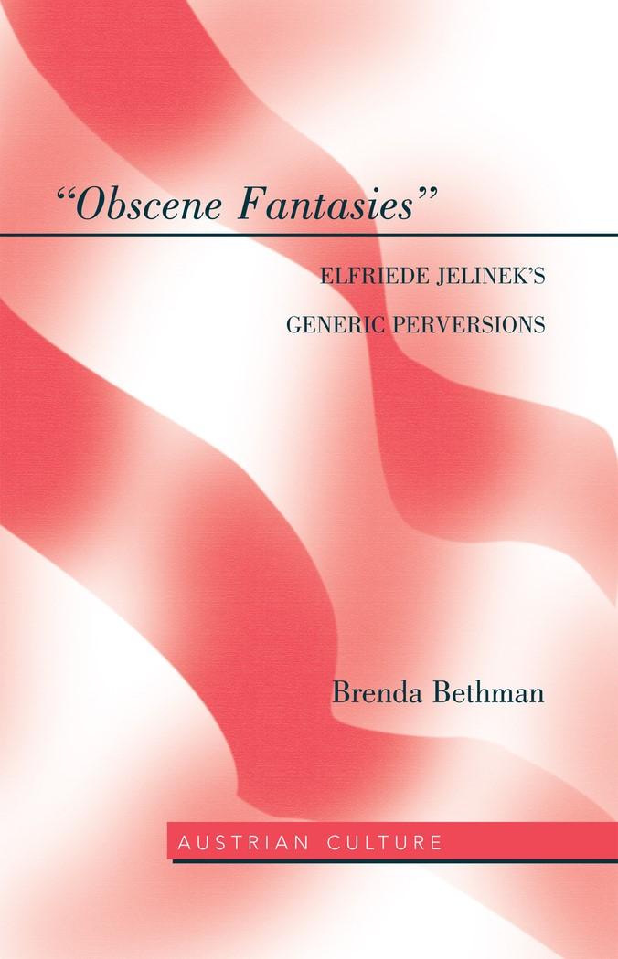 Abbildung von Bethman   «Obscene Fantasies»   2011
