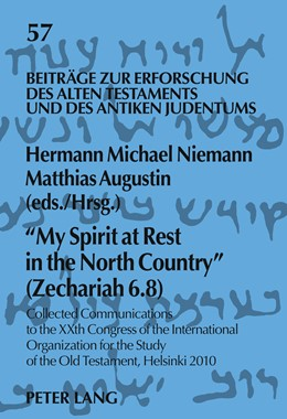 Abbildung von Augustin / Niemann | My Spirit at Rest in the North Country (Zechariah 6.8) | 2011 | Collected Communications to th... | 57