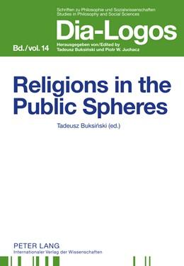 Abbildung von Buksinski | Religions in the Public Spheres | 2011 | 14