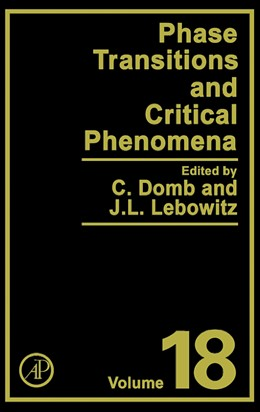 Abbildung von Phase Transitions and Critical Phenomena | 2000 | 18