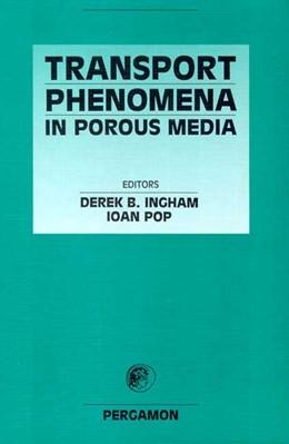 Abbildung von Ingham / Pop   Transport Phenomena in Porous Media   1998