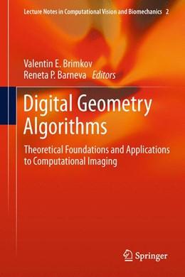 Abbildung von Brimkov / Barneva   Digital Geometry Algorithms   2012   Theoretical Foundations and Ap...   2