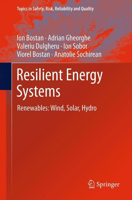 Resilient Energy Systems | Bostan / Gheorghe / Dulgheru, 2012 | Buch (Cover)