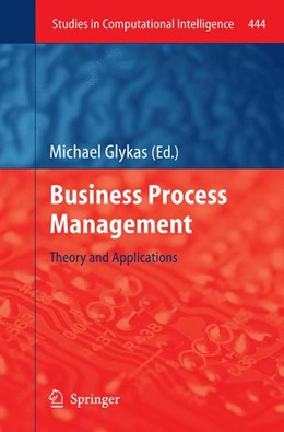 Abbildung von Glykas | Business Process Management | 2012 | Theory and Applications | 444
