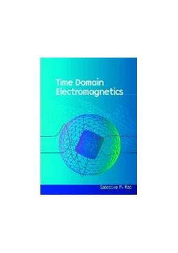 Abbildung von Rao | Time Domain Electromagnetics | 1999