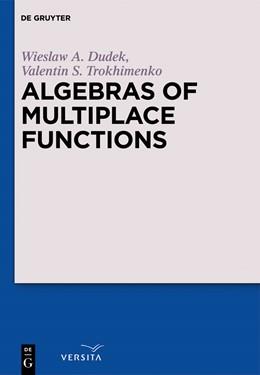 Abbildung von Dudek / Trokhimenko   Algebras of Multiplace Functions   2012