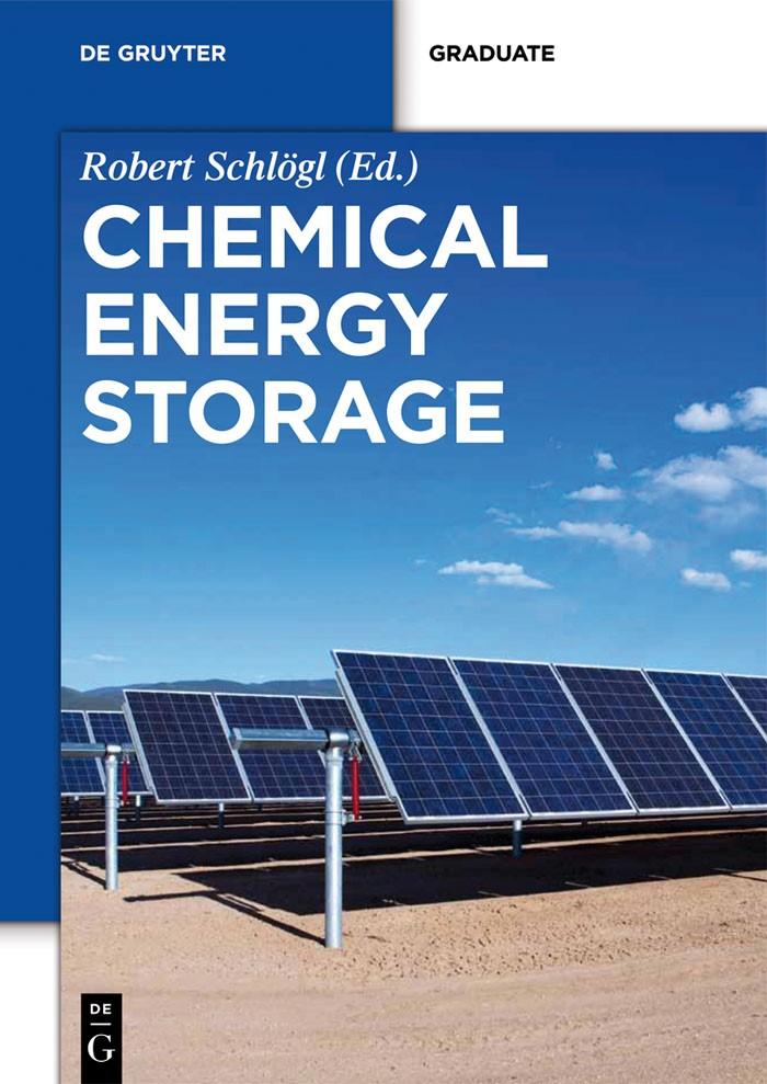Abbildung von Schlögl   Chemical Energy Storage   2012