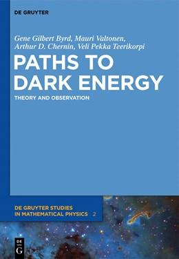 Abbildung von Byrd / Chernin / Teerikorpi   Paths to Dark Energy   2012   Theory and Observation   2