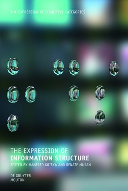 Abbildung von Krifka / Musan | The Expression of Information Structure | 2012 | 5