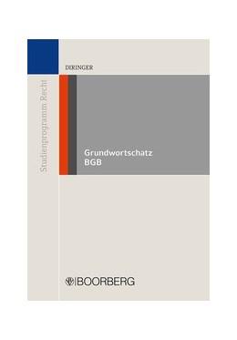 Abbildung von Diringer | Grundwortschatz BGB | 1. Auflage | 2018 | beck-shop.de