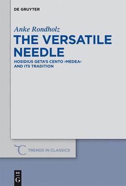 Abbildung von Rondholz   The Versatile Needle   2012   Hosidius Geta's Cento