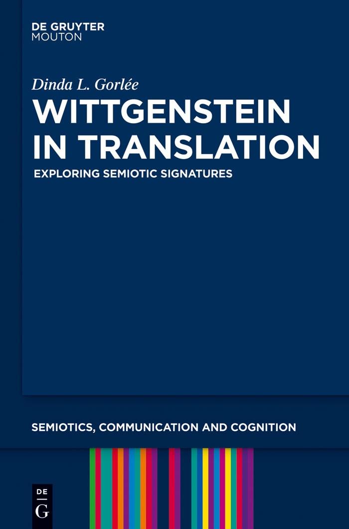 Abbildung von Gorlée   Wittgenstein in Translation   2012