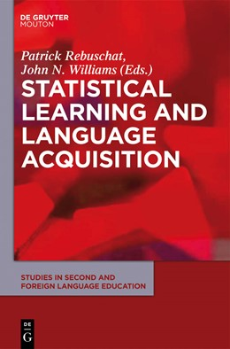 Abbildung von Rebuschat / Williams | Statistical Learning and Language Acquisition | 2012 | 1