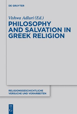 Abbildung von Adluri | Philosophy and Salvation in Greek Religion | 2013 | 60