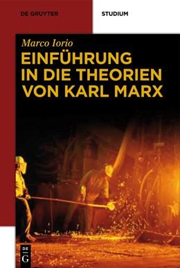 Abbildung von Iorio | Einführung in die Theorien von Karl Marx | 2012