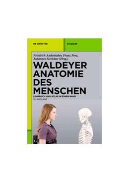 Abbildung von Anderhuber / Pera / Streicher   Waldeyer - Anatomie des Menschen   19. vollst. überarb. und aktual. Aufl.   2012   Lehrbuch und Atlas in einem Ba...