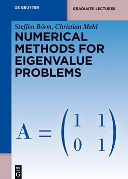 Abbildung von Börm / Mehl | Numerical Methods for Eigenvalue Problems | 2012