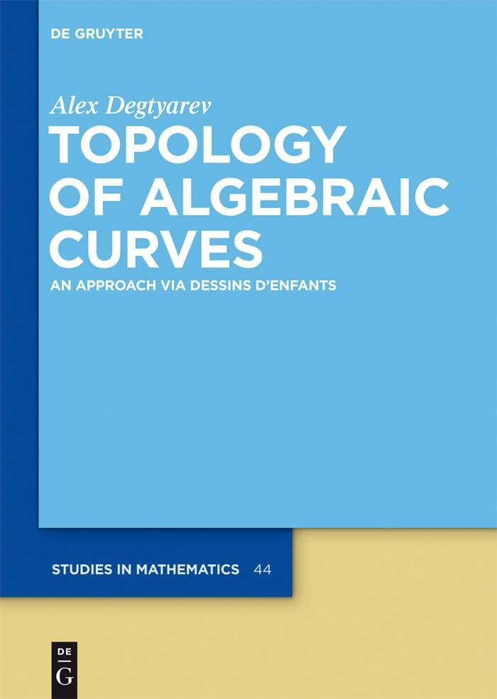 Abbildung von Degtyarev | Topology of Algebraic Curves | 2012