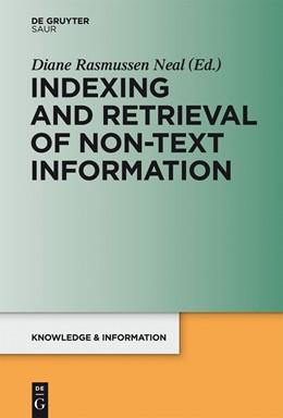 Abbildung von Rasmussen Neal | Indexing and Retrieval of Non-Text Information | 2012