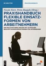 Flexible Einsatzformen von Arbeitnehmern | Elert / Raspels (Hrsg.) | Buch (Cover)