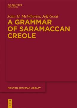 Abbildung von McWhorter / Good | A Grammar of Saramaccan Creole | 2012 | 56