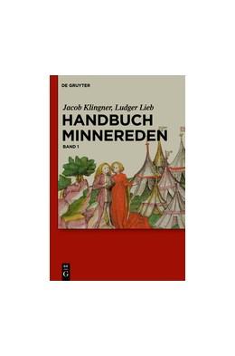 Abbildung von Klingner / Lieb | Handbuch Minnereden | 2012