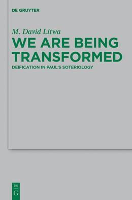 Abbildung von Litwa | We Are Being Transformed | 1. Auflage | 2012 | 187 | beck-shop.de