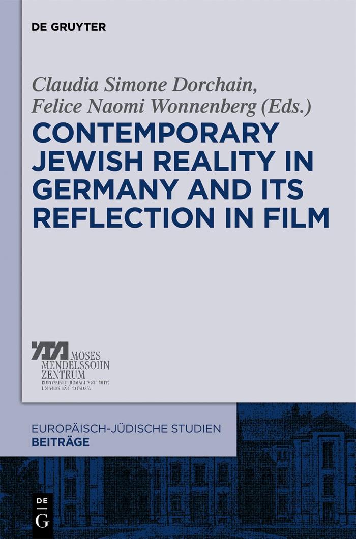 Abbildung von Dorchain / Wonnenberg | Contemporary Jewish Reality in Germany and Its Reflection in Film | 2012