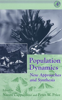 Abbildung von Cappuccino / Price | Population Dynamics | 1995 | New Approaches and Synthesis
