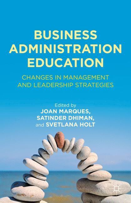 Abbildung von Marques / Dhiman / Holt | Business Administration Education | 2012 | 2012