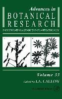 Abbildung von Advances in Botanical Research | 2000