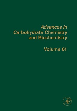 Abbildung von Advances in Carbohydrate Chemistry and Biochemistry | 2007 | 61