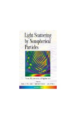 Abbildung von Mishchenko / Hovenier / Travis | Light Scattering by Nonspherical Particles | 1999 | Theory, Measurements, and Appl...