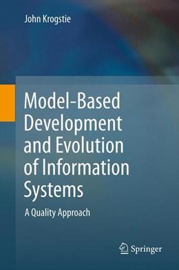 Abbildung von Krogstie | Model-Based Development and Evolution of Information Systems | 2012 | A Quality Approach