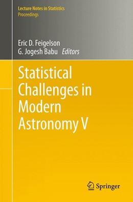 Abbildung von Feigelson / Babu   Statistical Challenges in Modern Astronomy V   2012   209