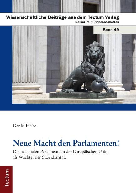 Abbildung von Heise | Neue Macht den Parlamenten! | 2012