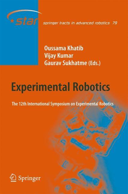 Abbildung von Khatib / Kumar / Sukhatme   Experimental Robotics   2013
