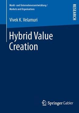 Abbildung von Velamuri   Hybrid Value Creation   2013   2013